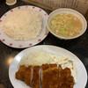 みのや - 料理写真:ロースとんかつ定食 600円