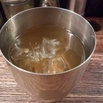 麺場 浜虎 - 2012.11,16  ジャスミン茶