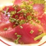15881705 - トロカツオ丼・900円