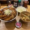 豚丼屋tonton&若菜そば - 料理写真: