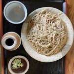 そばや 麦藁 - 料理写真: