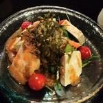 15882398 - 島豆腐のサラダ