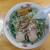 福島屋 - 料理写真:食欲が湧いてこないラーメン(¥800税込み)鶏煮干スープ