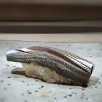 158828468 - ◆小鰭・・いつもより酢〆の加減が絶妙。