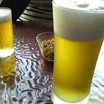 テキサス - 生ビール グラス&中
