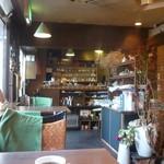 喫茶 ほ - 落ち着いた雰囲気の店内