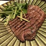 由布院 玉の湯 - 料理写真:おおいた和牛 絶品です