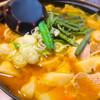 小作 - 料理写真:豚肉ほうとう カボチャや里芋なんかがゴロゴロ入ってます