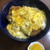 赤心 - 料理写真:カツ丼¥950