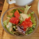 バザール・カフェ - サラダ
