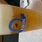 15886156 - 大きい、生ビール大(写真じゃわかりづらいかも)