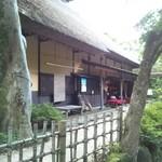 15886740 - 甘酒茶屋の外観です。