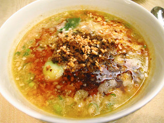 龍鳳 - 【ランチ】 ゴマ味噌スープそば (担々麺) \1200(税込 \1386)