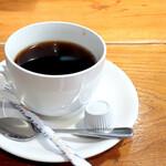 海鮮問屋 北の商店 - コーヒー