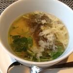 15887073 - ランチのスープ
