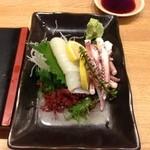 Nihonkai - スルメイカの刺身