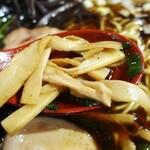 札幌味噌ラーメン専門店 けやき - 焦がし醤油ラーメン