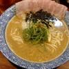 頑固麺 - 料理写真:限定 濃厚 牡蠣 搾り1000円