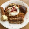 レストラン コロナのテラス - 料理写真:スパニッシュナポリ 1100円