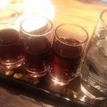 黒猫夜 - きき酒セット