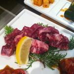 七輪焼肉ふくの牛 - ハラミ