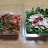 チョップスプーン ガパオキッチン デリアンドキッチン - 料理写真:ソムタム、パクチーサラダ