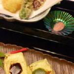1589852 - 天ぷらと田楽