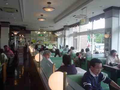 菅生パーキングエリア(下り線) レストラン