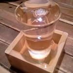 やきとり 奥義 - 日本酒
