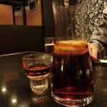 満拿 - 紹興酒withレモン