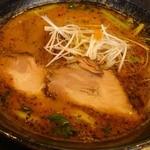 らーめん桃福 - 辛味噌ラーメン