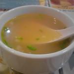 エベレストダイニング - サービスのインド豆スープ