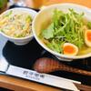 餃子酒場別館 とりそば - 料理写真: