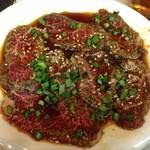 炭火焼肉 美龍 - ハラミ