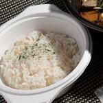 Rojiura Curry SAMURAI. - ライスM