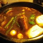 ラマイ - スープ・サピ・プダスのスープ