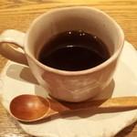 炭焼 基 - ホットコーヒー☆