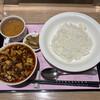 陳建一麻婆豆腐店 - 料理写真:頼んでから3分くらいで着丼。