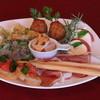 オステリア・ラ・フォンテ - 料理写真:本日の前菜盛り合わせ