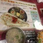 ヒラ - ランチバイキングその2 ¥1200