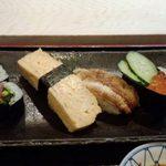 松露鮨 - ランチのニギリ/その2