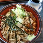 狐狸庵 - 料理写真:なめこおろし 780円