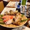 よし都 - 料理写真:魚・貝盛合せ