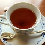 食道家 離 伸 - 食後の生姜紅茶