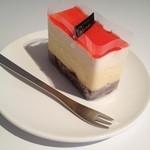 お菓子のたかすぎ - 料理写真:オレンジチョコケーキ ¥300