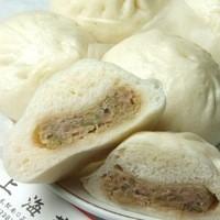 上海菜館 - 上海菜館特製肉まん