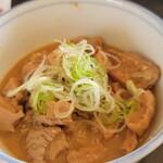 七福 - 牛もつ煮