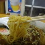 中華第一楼 - 麺リフト