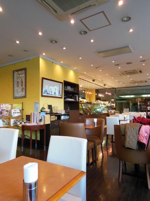 リアン サンドウィッチ カフェ リアン横浜店 - 快適な空間です