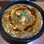 HANAMAKI モダンチャイニーズ 蓮 - ダールー麺